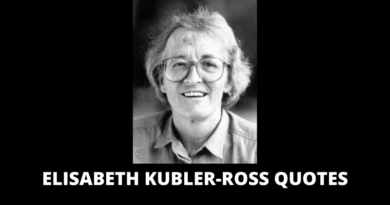 Elisabeth Kubler Ross Quotes featured