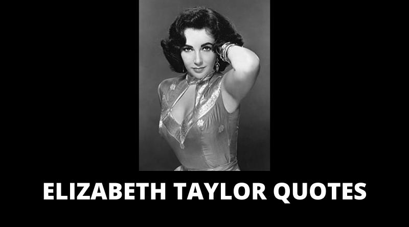 Elizabeth Taylor quotes featured