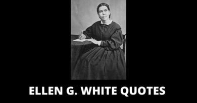 Ellen G White quotes featured