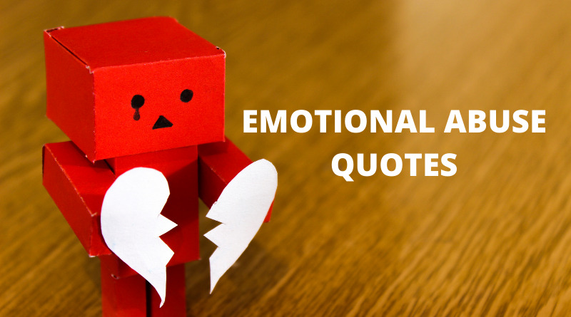 Emotional Abuse quotes featured