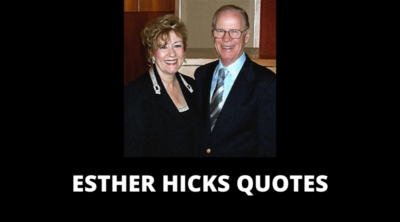 Esther Hicks quotes featured