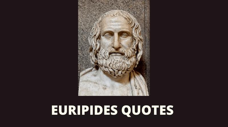 Euripides quotes featured