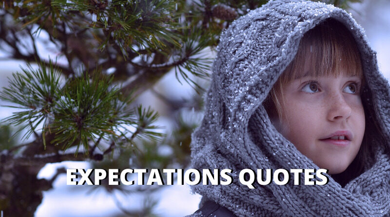Expectations Quotes featured