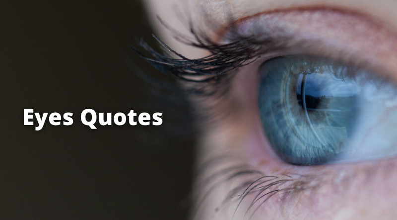 Eyes Quotes featured
