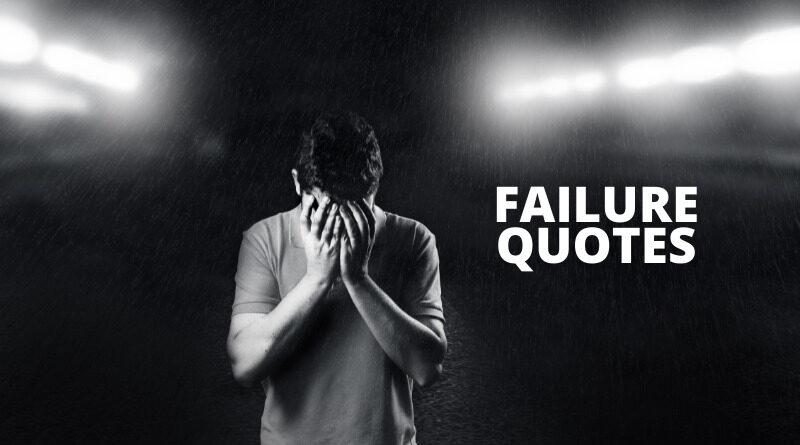 Failure Quotes Featured