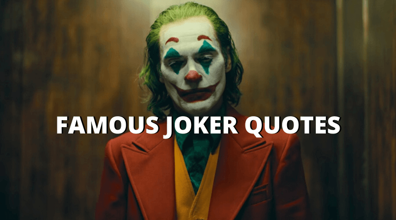 motivational joker quotes for success images