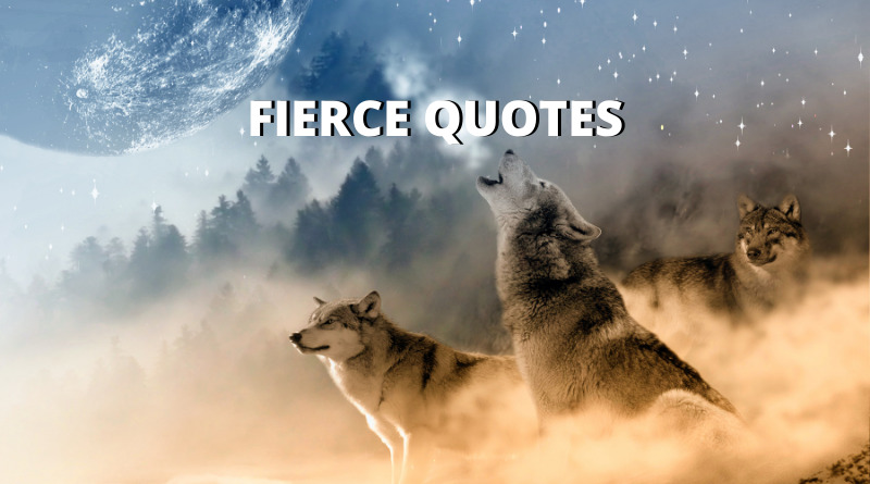 Fierce Quotes Featured