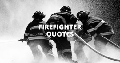 Firefighter Quotes Featured