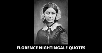 Florence Nightingale Quotes featured