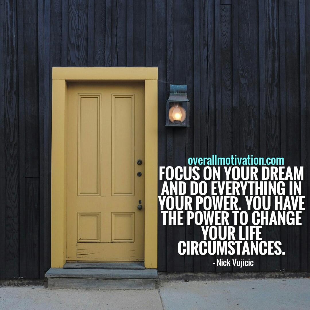 Nick Vujicic quotes