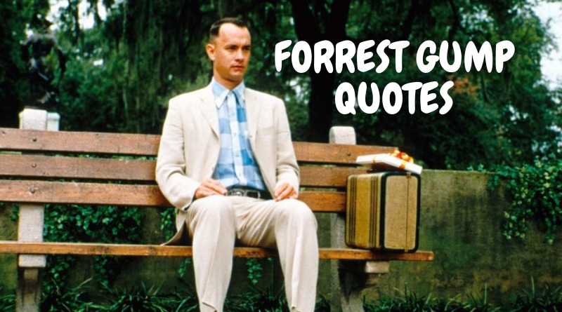 Forrest Gump Quotes Featured