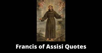 Francis of Assisi Quotes featured