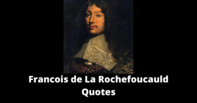 Francois de La Rochefoucauld Quotes featured