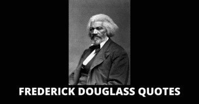 Inspirational Frederick Douglass Quotes