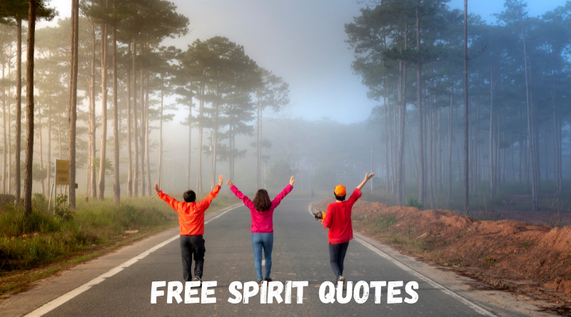 Free Spirit Quotes Featured