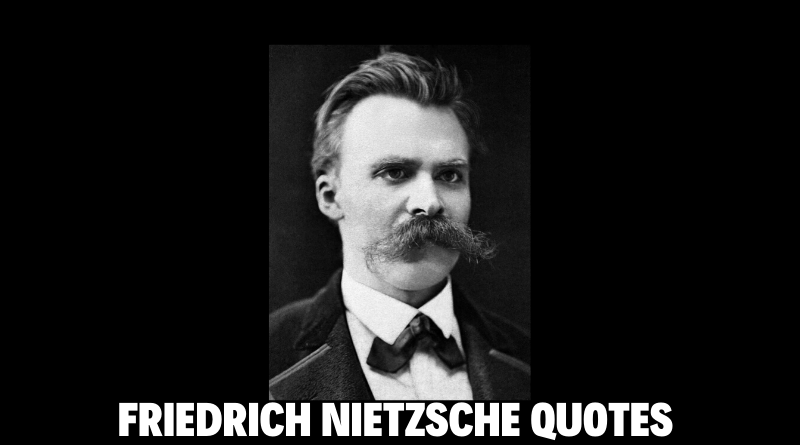 Friedrich Nietzsche Quotes featured