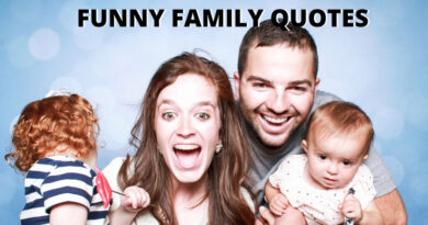 Funny Family Quotes Featured