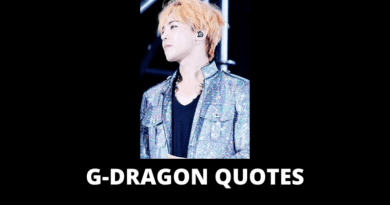 G Dragon quotes featured