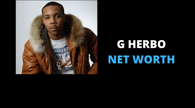 G Herbo Net Worth Featured