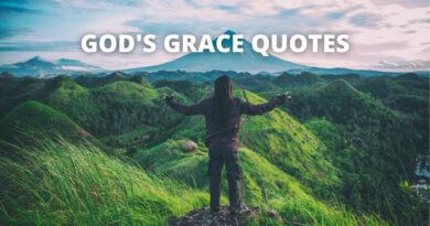 GODS GRACE QUOTES FEATURE