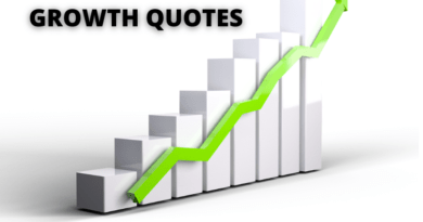 GROWTH QUOTES FEATURE