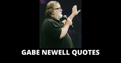 Gabe Newell quotes featured