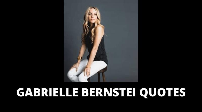 Gabrielle Bernstein quotes featured