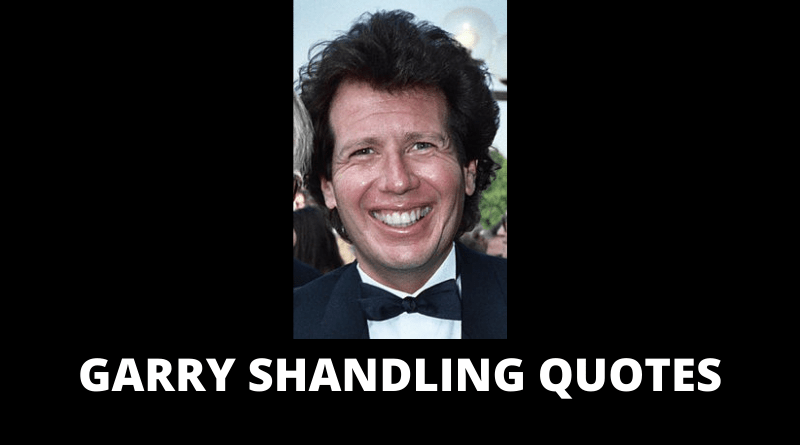 Garry Shandling quotes featured