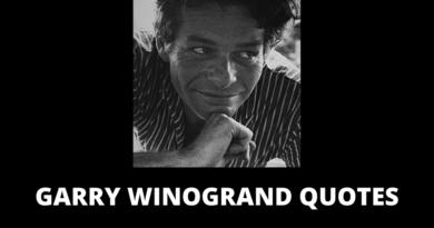 Garry Winogrand Quotes featured