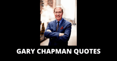 Gary Chapman quotes featured