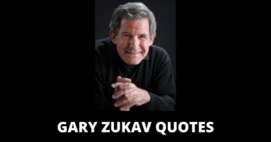 Gary Zukav quotes featured