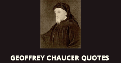 Geoffrey Chaucer quotes featured