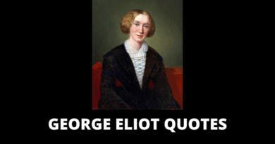 George Eliot quotes featured
