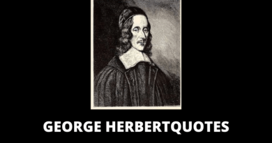 George Herbert quotes featured