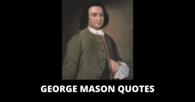 George Mason Quotes featured