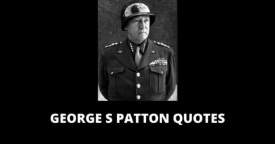 George S Patton Quotes featured