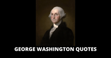 George Washington Quotes featured