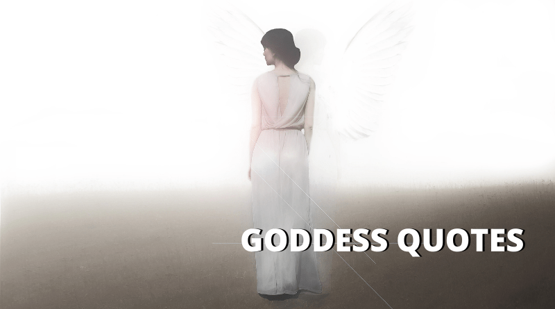 Goddess Quotes featured