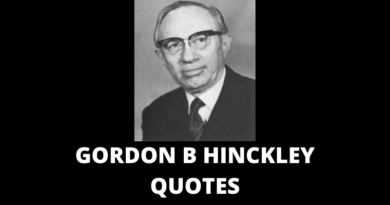 Gordon B Hinckley Quotes featured