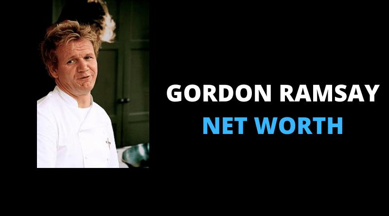 Gordon Ramsay Net Worth featured