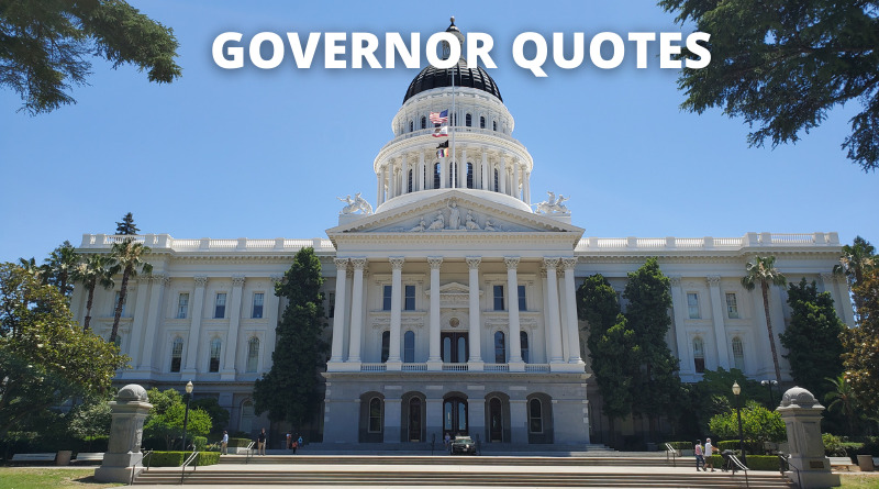 Governor Quotes Featured