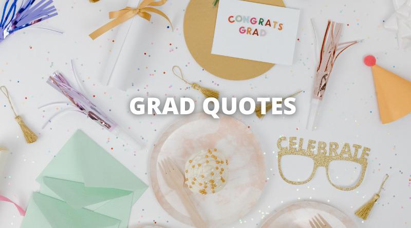 Grad Quotes Featured