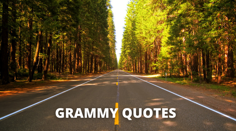 Grammy Quotes Featured