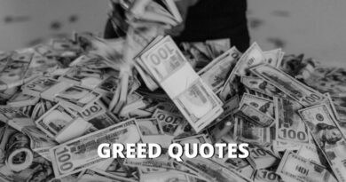 Greed quotes featured