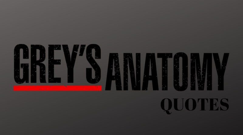 Greys Anatomy quotes featured