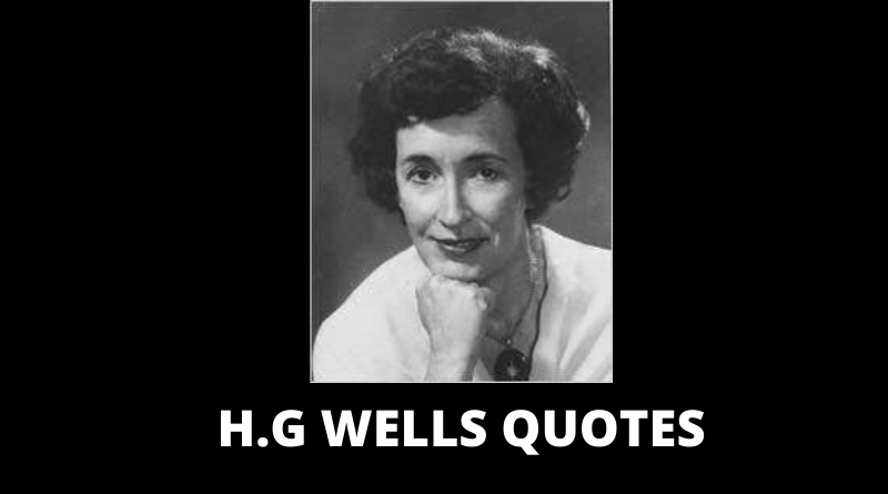 HG Wells Quotes FEATURED