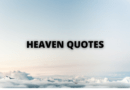 HEAVEN QUOTES FEATURE