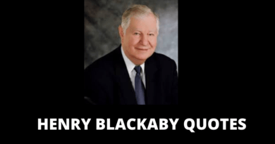 HENRY BLACKABY QUOTES FEATURED
