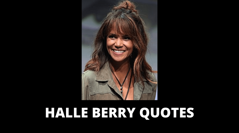 Halle Berry quotes featured