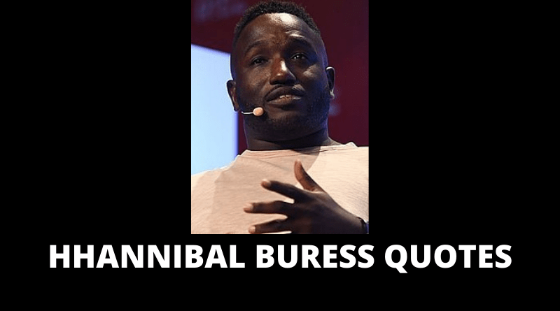 Hannibal Buress quotes featured